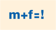 logo m+f