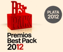 Premios Best Pack 2012