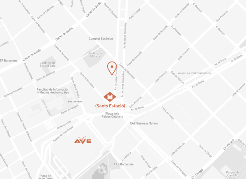 mapa contacte